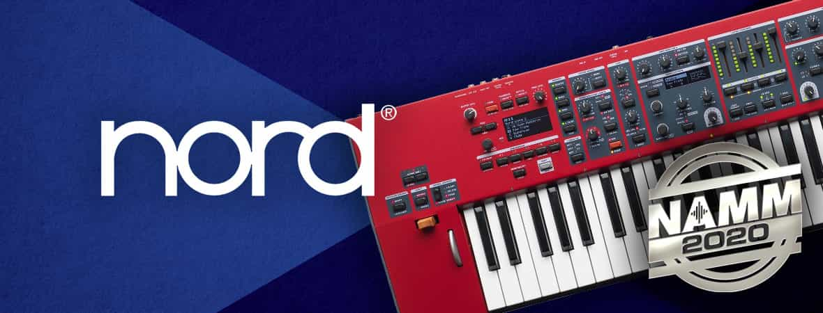 Clavia Nord - NAMM 2020