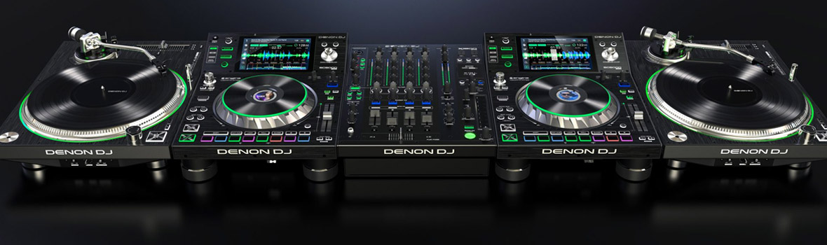 Denon DJ Prime Series at Andertons Music Co! - Andertons Music Co