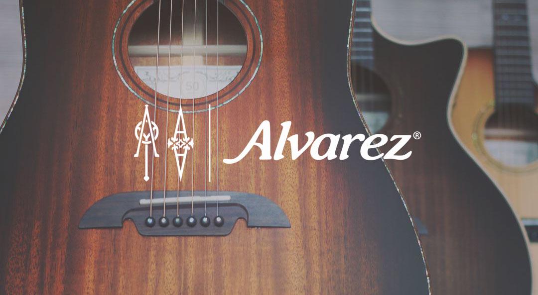 Alvarez Guitars At Andertons Music Co Andertons Music Co