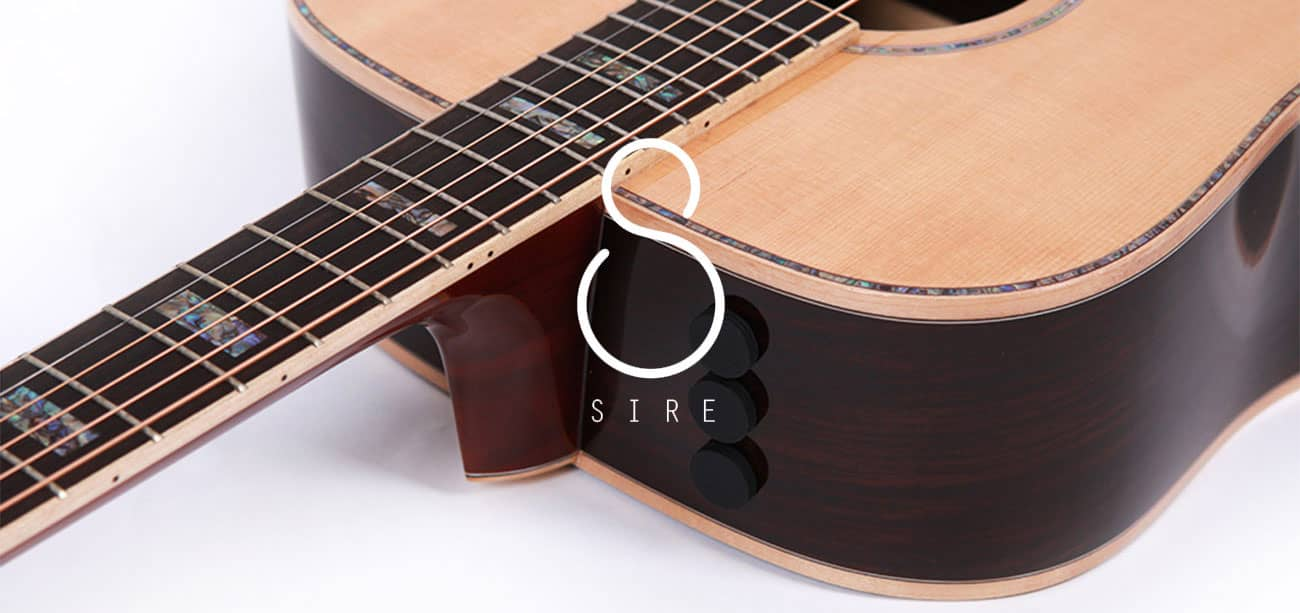 A Guide To The Sire Acoustic Guitar Range - Andertons Music Co