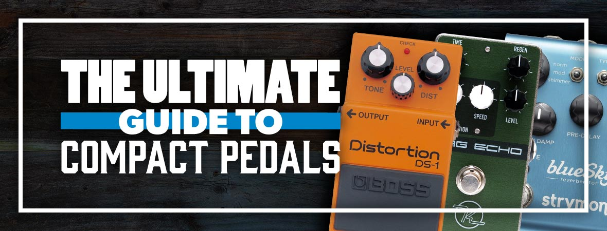 the ultimate guide to compact pedals