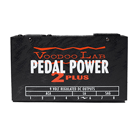 Pedal Power Supplies