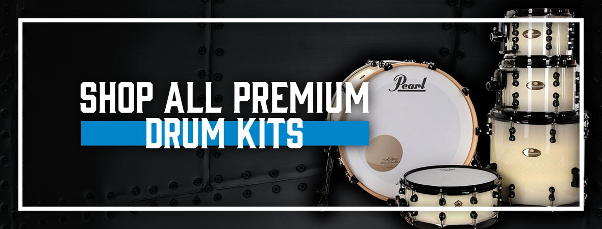 Shop Premium & High-End Drums at Andertons Music Co.