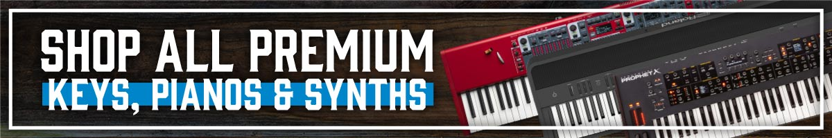 Shop all Premium Keys at Andertons Music Co.