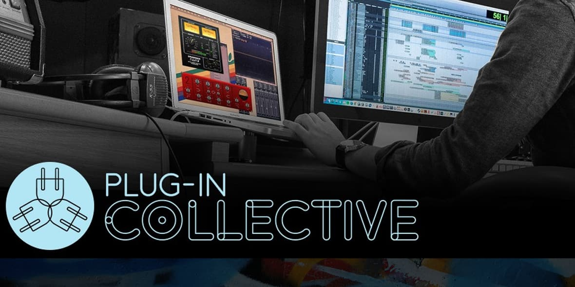 Focusrite Plugin Collective at Andertons Music Co