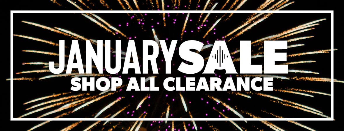 January Sale Clearance Deals