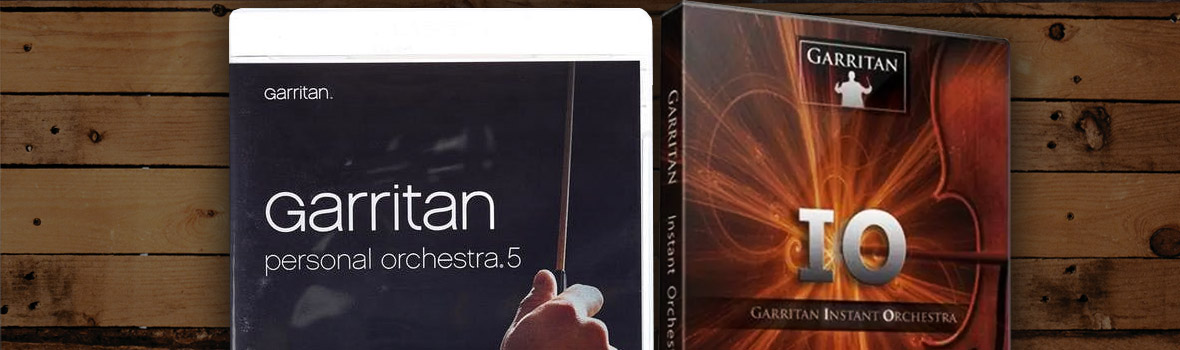 Browse the latest deals from Garritan - Andertons Music Co