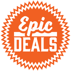 Shop All Epic Deals!