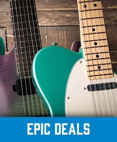 Epic Deals - Andertons Music Co.