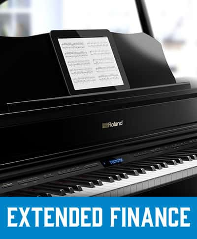 Extended Finance - Andertons Music Co.