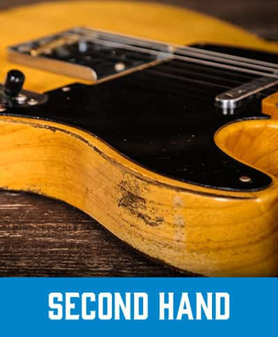 Second Hand - Andertons Music Co.