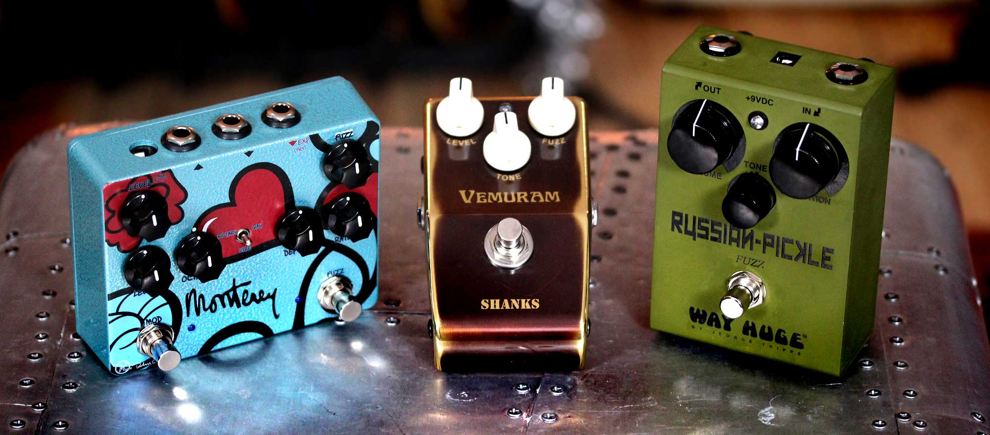 guitar fuzz pedals your ultimate guide from andertons music co. Black Bedroom Furniture Sets. Home Design Ideas