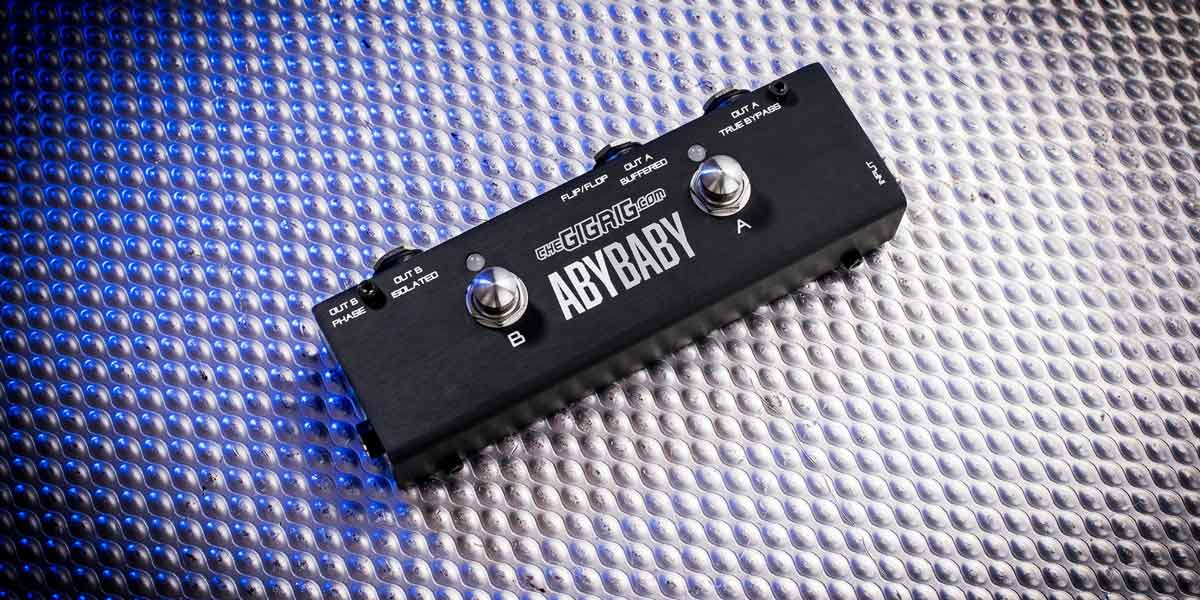 Guitar ABY Pedals - Your Ultimate Guide from Andertons Music Co